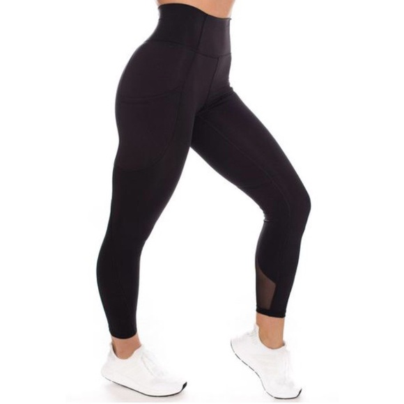 P Tula Pants Jumpsuits Ptula Crystal Driven For More Workout Legging Poshmark If so then this workout routine will help you achieve this goal.this is a pretty intensive. poshmark